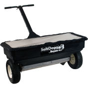 SaltDogg WB400 Walk-Behind Salt Spreader, 200 Lb/2.5 Cu. Ft. Capacity