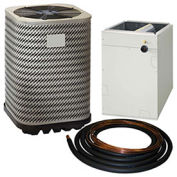 Kelvinator JS4BE-018KA Air Conditioning System 1.5 Ton, R-410A, 18000 BTU, 14 SEER