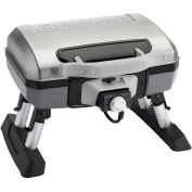 Cuisinart Outdoor Portable Tabletop Grill, Electric