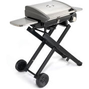 Cuisinart All-Foods Roll-Away Portable Outdoor Grill, LP Gas
