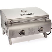 Cuisinart Chef's Style Outdoor Tabletop Grill, LP Gas
