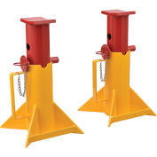 Forklift Jack Stands (Pair) 26,000 Lb. Capacity