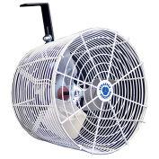 "Versa-Kool VK12 12"" Circulation Fan , w/Tapered Guards, Cord & Mount, 115/230V, 1470 CFM"