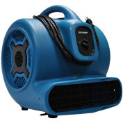 Stackable Air Mover, 4 Positions, 3 Speeds 1 HP