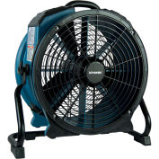 Stackable Variable Speed Axial Fan w/3-Hour Timer, 1/3 HP
