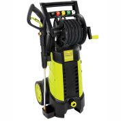 Sun Joe Pressure Joe 2030 PSI 1.76 GPM 14.5-Amp Electric Pressure Washer W/Hose Reel, SPX3001