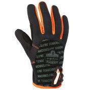 Ergodyne® 812 Standard Utility Glove, Black, Small, 1 Pair
