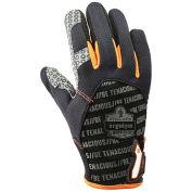 Ergodyne® 821 Smooth Surface Handling Glove, Black, Medium, 1 Pair