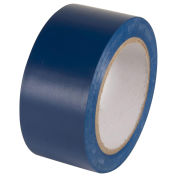 """INCOM PST221 Floor Marking Aisle Tape, Dark Blue, 2""""W x 108'L Roll"""