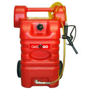 Gas & Go Poly Fuel Caddy, 15 Gallon