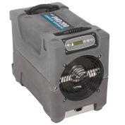 "Dri-Eaz F515 PHD 200 Compact Dehumidifier, 12.5""W, Gray, 74 Pints"
