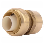 "SharkBite Female Connector, Push To Connect, 1"", U094LF"