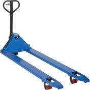 4400 Lb. Capacity Extra-Long Fork Pallet Jack Truck, 27 x 78