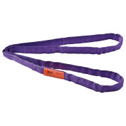 """Polyester Endless Round Sling, 4'L x 1.125""""W"""