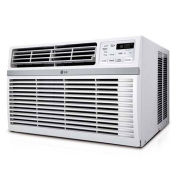 LG LW8016ER Window Air Conditioner with Remote, 8,000 BTU Cool Only, 115V, Energy Star