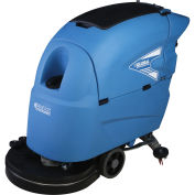 """20"""" Auto Floor Scrubber, Traction Drive, Two 115 Amp Batteries"""