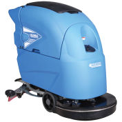 """Auto Floor Scrubber 20"""" Cleaning Path"""