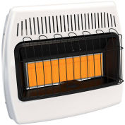 Dyna-Glo IR30NMDG-1 Natural Gas Infrared Vent Free Heater, 30,000 BTU