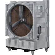 "48"" Evaporative Air Cooler, 3 Speed, Direct Drive"