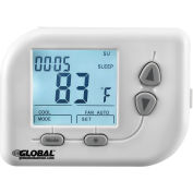 24 VAC Non-Programmable Thermostat, Heat, Cool, Off, Auto