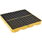 Spill Containment Platform, 4 Drum Capacity