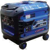 2800 Watts Inverter Generator, Gasoline, Recoil Start, 120/240V