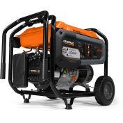 Generac® GP6500 CO-Sense™ Portable Generator, Gasoline, 6500 Watt, 120/240V