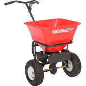 Buyers Products Groundskeeper Walk Behind Spreader, 100 Lb. Capacity, 3042650