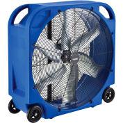 "36"" Blower Fan, Rotomold Plastic, Direct Drive, 11200 CFM, 3/4 HP"