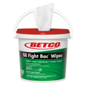 Betco GE Fight Bac™ Disinfecting Wipes, 1500 Wipes