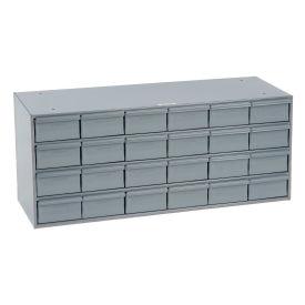 "DURHAM Modular Cabinet - 33-3/4x11-5/8x14-3/8"" - (24) 5-3/8x11-1/4x2-3/4"" Drawers"