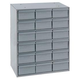 "DURHAM Modular Cabinet - 17-1/4x11-5/8x21-1/4"" - (18) 5-3/8x11-1/4x2-3/4"" Drawers"