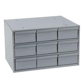 Durham Steel Storage Parts Drawer Cabinet, 9 Drawers