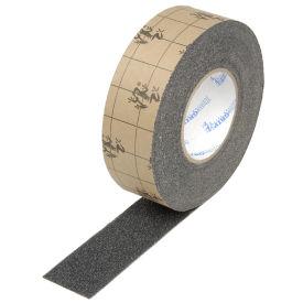 """Black Anti-Slip Traction Walk Tape Roll, 6""""W x 60'L"""
