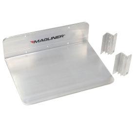 "Magliner 30026 Extruded Aluminum 16"" x 12"" Noseplate"