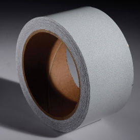 """INCOM® Reflective Safety Tape, Solid White, 2""""W x 30'L, 1 Roll"""