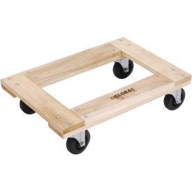 Hardwood Dolly - Open Deck, 36 x 24, 1000 Lb. Capacity