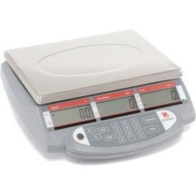 Ohaus Ranger Count 3000 Compact Digital Counting Scale, 15lb x 0.0005lb