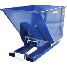 1 Cu. Yd. Self-Dumping Steel Hopper w/Bump Release, 6000 Lb., Vestil D-100-HD
