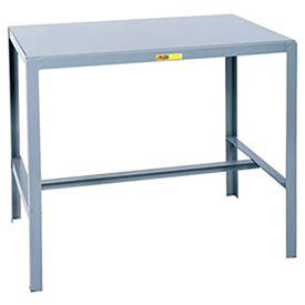 Steel Top Machine Table - 18 x 24 x 30