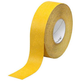 "3M Safety-Walk Slip-Resistant General Purpose Tape, 630-B, Yellow, 4""x60', 1 Roll"