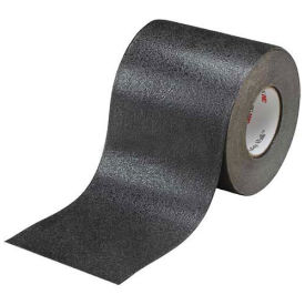 """3M Safety-Walk Slip-Resistant Conformable Tape, 510, Black, 4""""x60', 1 Roll"""