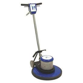 """Dual Speed Floor Machine, 1.5 HP, 20"""" Brush Size"""