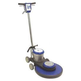 """Floor Burnisher 20"""" Brush, 1.5 HP, 1500 RPM"""