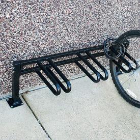 VESTIL Bike Rack - Holds 3 Bikes