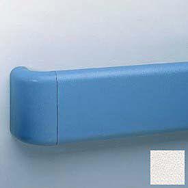 Inside Corner For Br-530 Handrail, Vinyl, Pearl