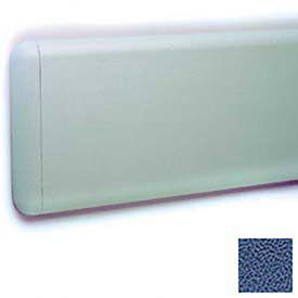 """Wall Guard W/Rounded Top & Bottom Edges, 7-3/4""""H x 12'L, Brittany BL"""