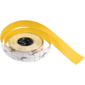 "INCOM Anti-Slip Traction Yellow Hazard Tape Roll, 4"" x 60'"