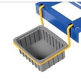 Drip Pan with Brackets for Drum Cradle