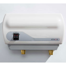 Atmor Point-of-Use Tankless Electric Instant Water Heater 3kW, 110V, AT-900-03